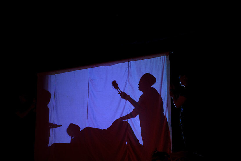 """""""I Want My Own Sky"""": Chinese Migrant Mothers Onstage"""