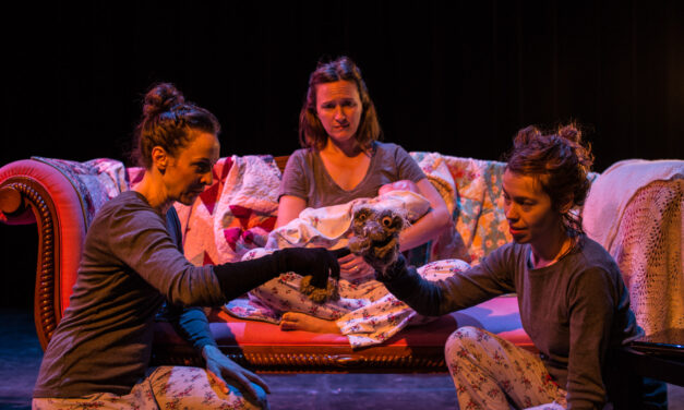 Ottawa Fringe: Night Feed A Beautiful Commentary On Modern Motherhood