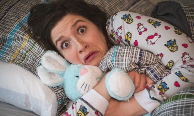 """Ottawa Fringe: """"Scaredy"""" Cat A Delightfully Unafraid Memoir"""