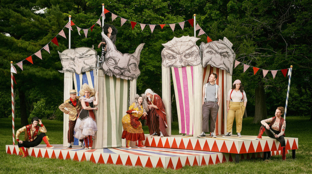 """Company of Fools: No Foolin'. This """"Romeo and Juliet"""" Is a Capering Classic"""