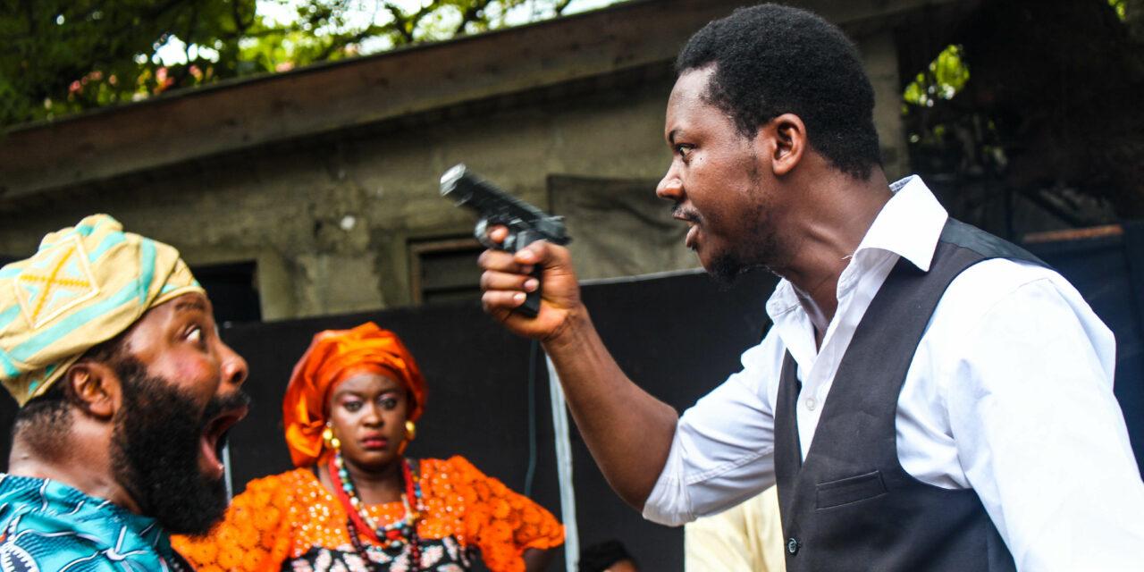 Soyinka Meets Shakespeare