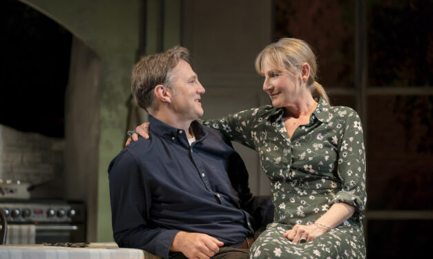 """Jack Thorne's """"The End of History"""" at the Royal Court: State of the Left"""