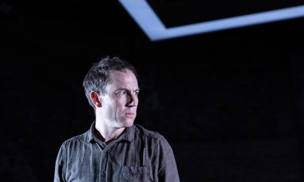 """The Hunt"" at The Almeida Theatre"