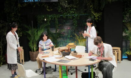 """Oriza Hirata's """"In the Heart of a Forest"""": Mastering Multilingual Performance"""