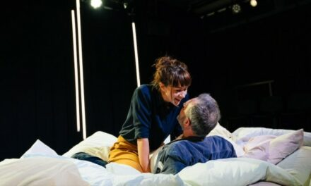 """Rust""at The Bush Theatre"