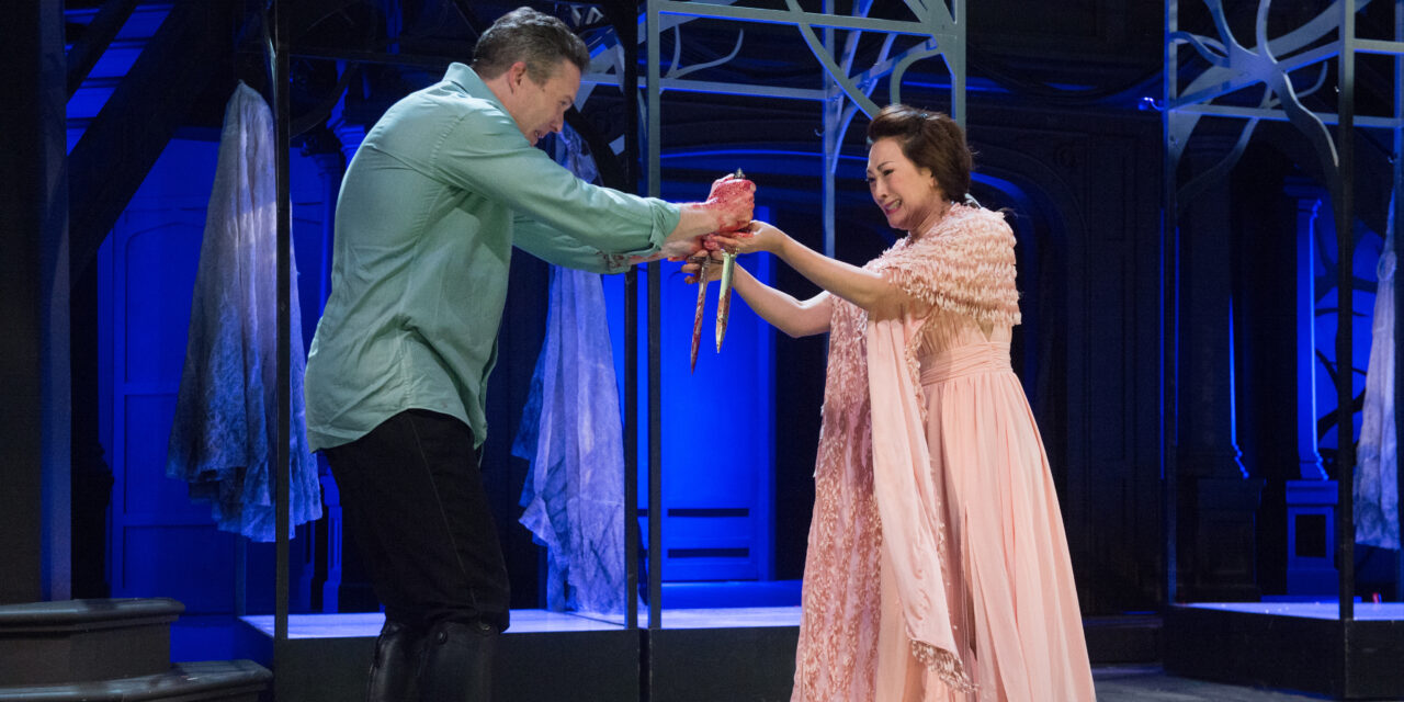 """Macbeth"" at Oregon Shakespeare Festival"