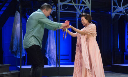 """Macbeth"" at Oregon Shakespeare Festival"