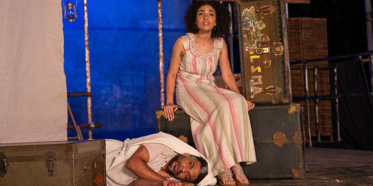 """""""Pericles"""" in Griffith Park – Independent Shakespeare Co.'s Offers Los Angeles a Summer Treat"""