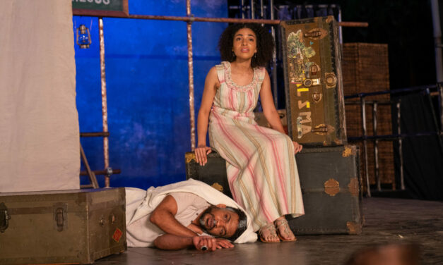 """Pericles"" in Griffith Park – Independent Shakespeare Co.'s Offers Los Angeles a Summer Treat"