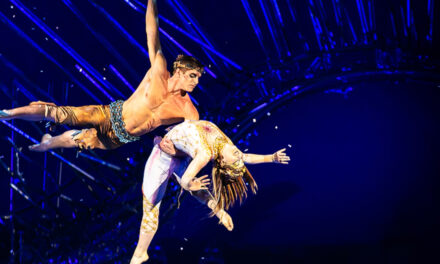 """Alegría"": The Cirque du Soleil Resurrects the Show that Defined Its Aesthetic"