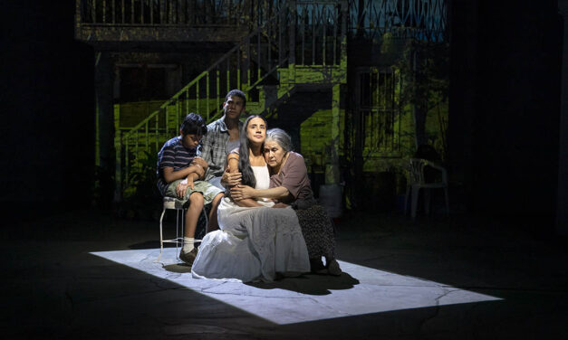 """Inheriting This Earth: """"Mojada"""" at the Public Theater"""