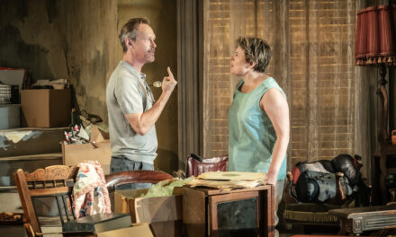 "Branden Jacobs-Jenkins's ""Appropriate"" at the Donmar Warehouse: Deconstructing the American Family Play"