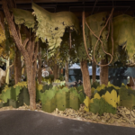 Jane Goodall's Immersive Paper Forest Promotes Conservation
