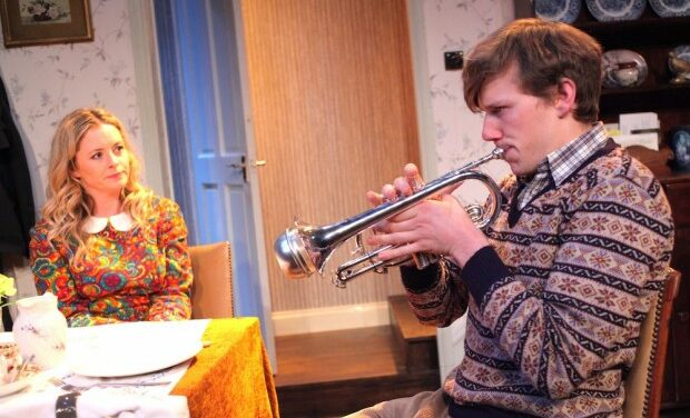 """Go Bang Your Tambourine"" at The Finborough Theatre"