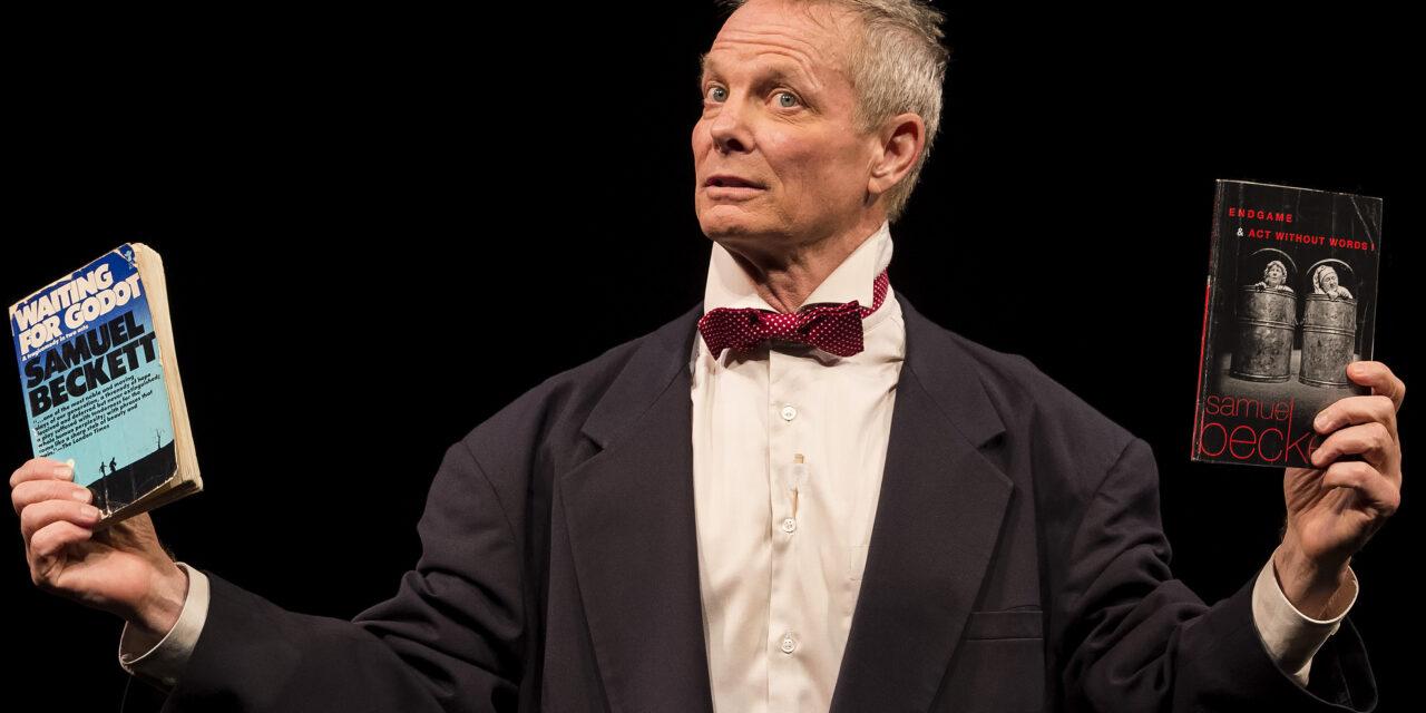 "Bill Irwin's ""On Beckett"" at the Kirk Douglas Theatre"