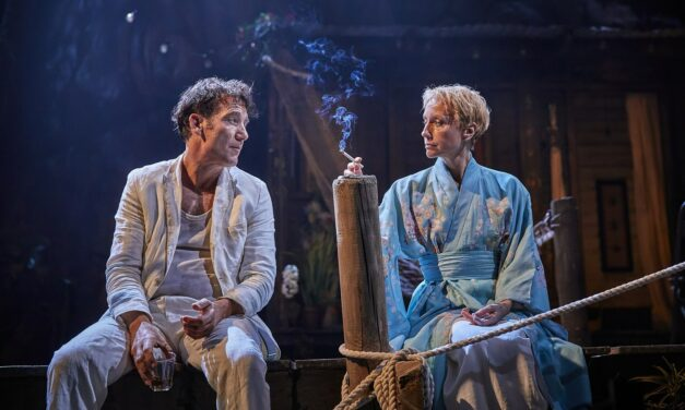 "Tennessee Williams' ""The Night of the Iguana"" at Noël Coward Theatre"