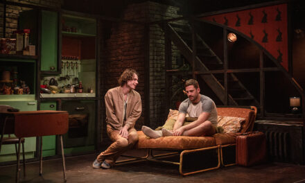 "Harvey Fierstein's ""Torch Song"" at the Turbine Theatre"