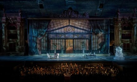 """La Traviata"": The Last Masterpiece of Franco Zeffirelli, at the Arena Opera Festival"