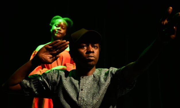 Ugandan Show Tackles Language and Culture