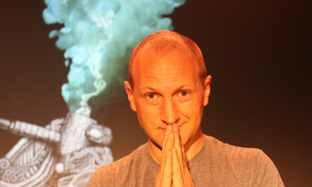 Minding the Mind: Cerebral Rapper Baba Brinkman Occupies SoHo Playhouse, New York