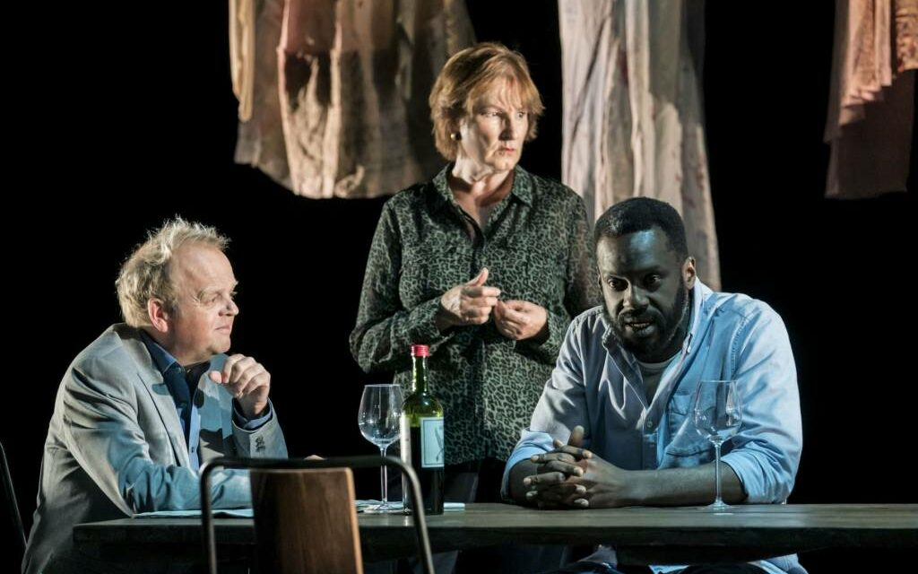 "Caryl Churchill's ""Glass. Kill. Bluebeard. Imp."" at The Royal Court Theatre"