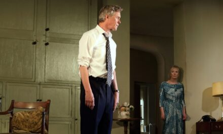 """""""Hansard"""" at the National Theatre"""