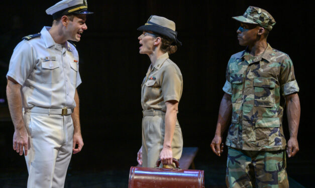 """A Few Good Men"" at the Pittsburgh Public Theater"