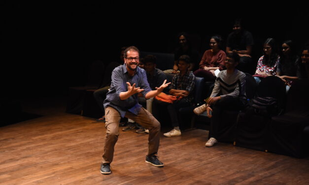 "Mental Illness And Childhood Trauma On Indian Stage: QTP's ""Every Brilliant Thing"""