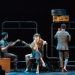 "Trains and Transcendence in ""Passengers"" at ArtsEmerson"