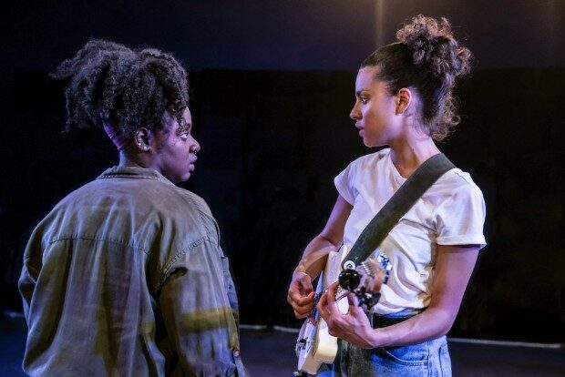 """Chiaroscuro"" at The Bush Theatre"
