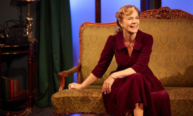 "Lesley Storm's ""Black Chiffon"" at the Park Theatre: 1940s Psychological Thriller Revived"