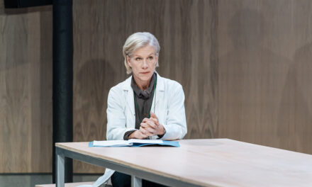 """Robert Icke's """"The Doctor"""" At The Almeida Theatre"""