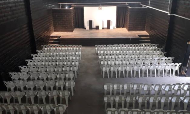 Zimbabwe's Jasen Mphepo Little Theatre