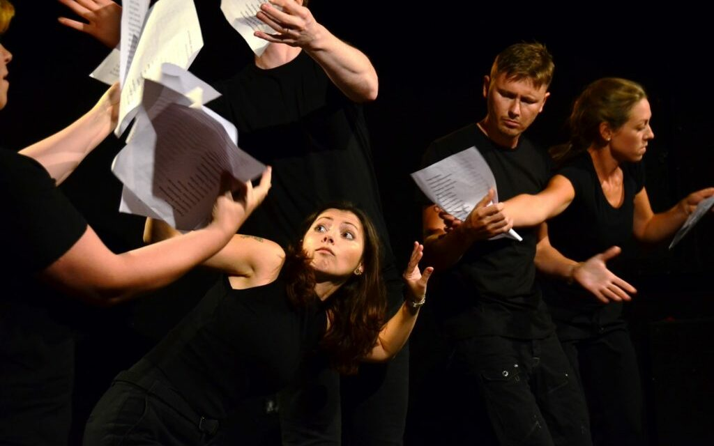 """""""All That Remains"""" At Etcetera Theatre Camden: An Emotional Journey"""