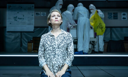 """Lucy Prebble's """"A Very Expensive Poison"""" at the Old Vic: Post-truth Games with Docu-drama"""