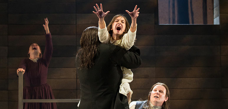 """The Crucible"" at the Stratford: How Puritanism Predicts this Political Moment"
