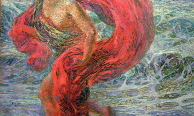 """Isadora Duncan and """"The Figurative Arts in Italy:"""" An Exhibition Review."""