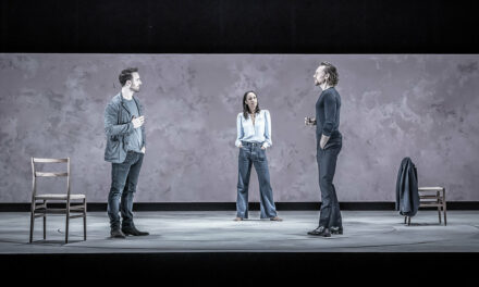 """Betrayal"": Popular Pinter"