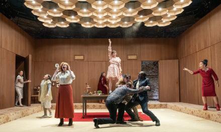 "Maxim Gorky's ""Vassa"" at the Almeida Theatre"