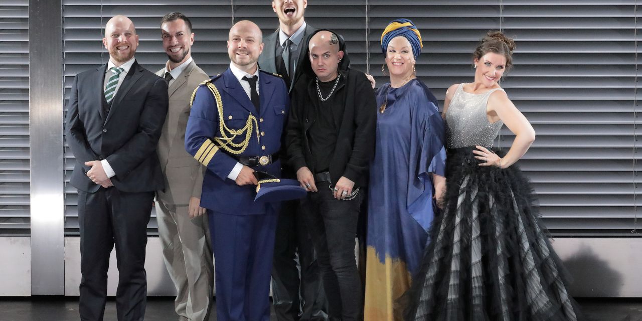 How to Stage an Opera? Summer Munich Opera Festival as a Role Model