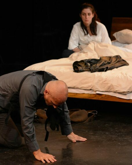 "Vienna: Mental Eclipse Theater's ""Blasted"" (Sarah Kane). Separating Admirable Impulse From Mixed Impact"