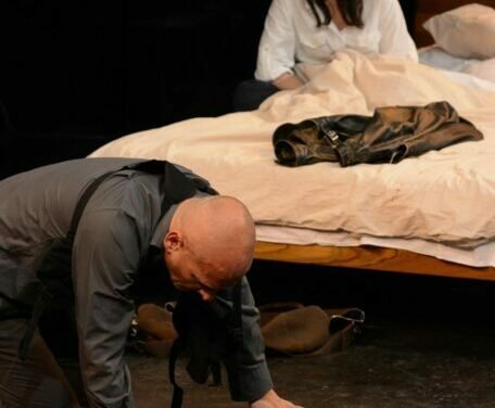 """Vienna: Mental Eclipse Theater's """"Blasted"""" (Sarah Kane). Separating Admirable Impulse From Mixed Impact"""