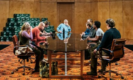 """Annie Baker's """"The Antipodes"""" at the National Theatre"""