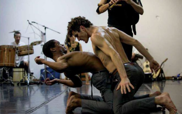 Dance in the Extreme Southwest of Europe