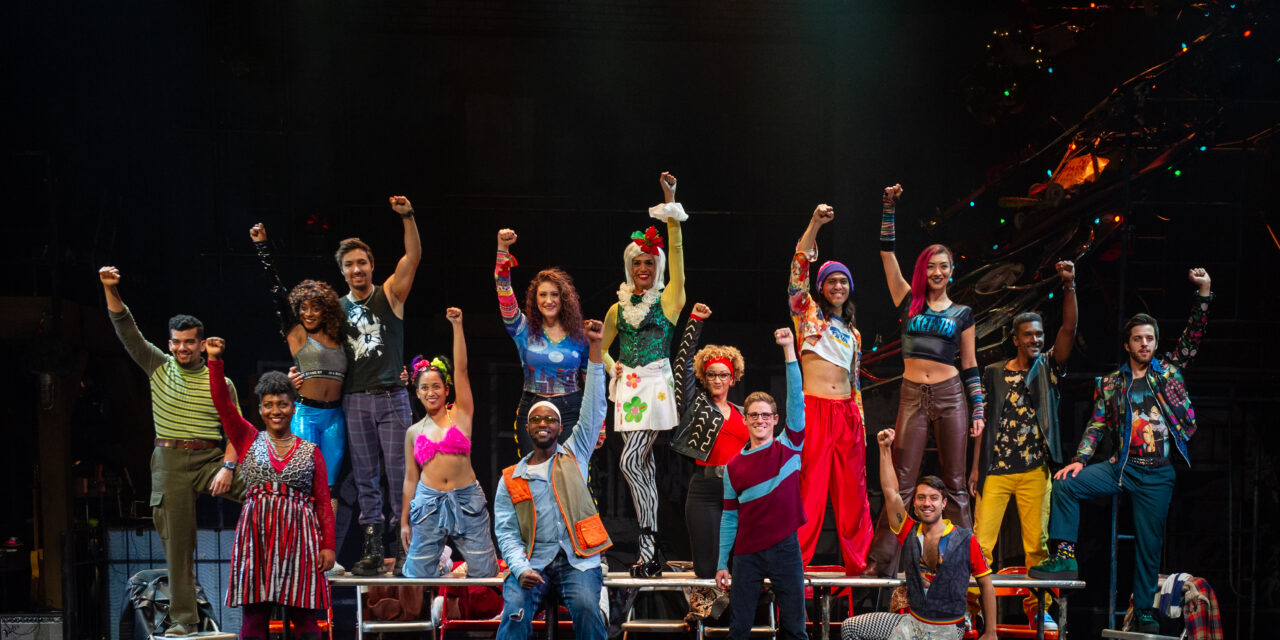 """Acceptance, Representation, and Everlasting Season of Love: Kelsee Sweigard as Maureen Johnson in The 20th Anniversary Touring Production of """"Rent"""""""