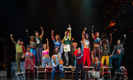 "Acceptance, Representation, and Everlasting Season of Love: Kelsee Sweigard as Maureen Johnson in The 20th Anniversary Touring Production of ""Rent"""