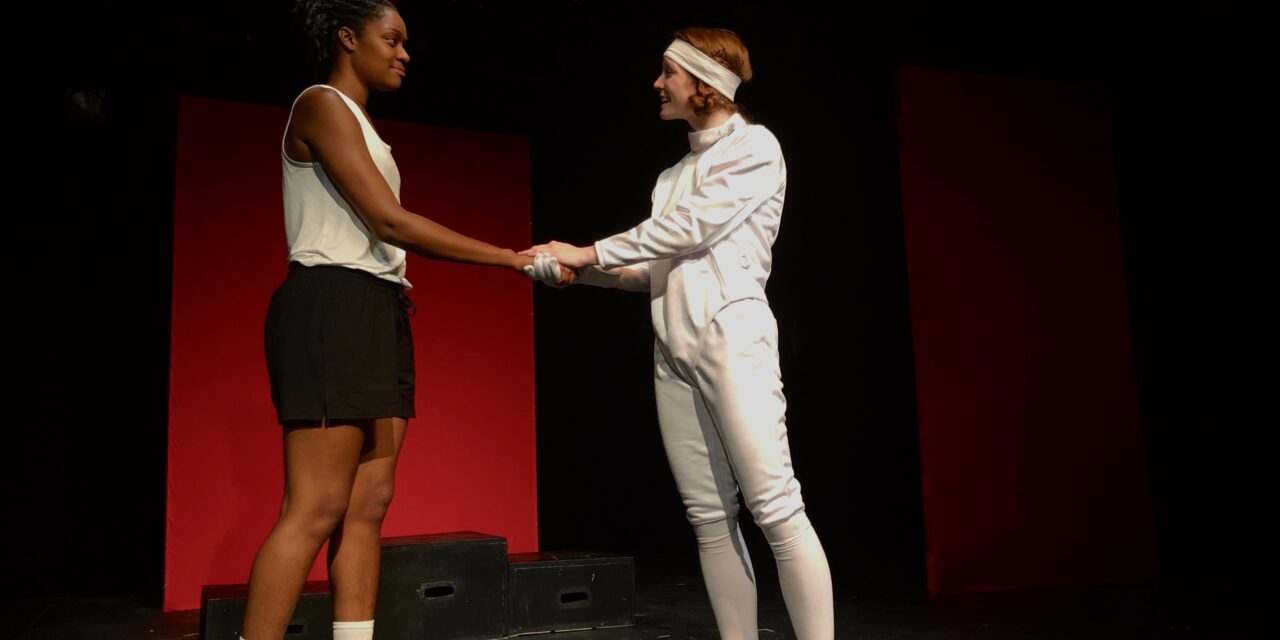 """Games"" at Soho Playhouse"