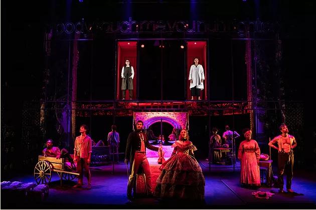 """Slave Play"": Jeremy O. Harris's ""Balcony"""