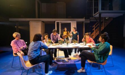 "Alice Birch's ""[BLANK]"" at the Donmar Warehouse"