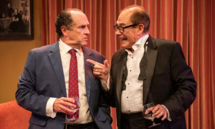 """Nixon's Nixon"": A Revival at the New Repertory Theatre"